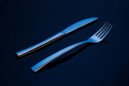 סכין מזלג