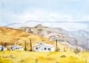 נוף בבקעת הירדן