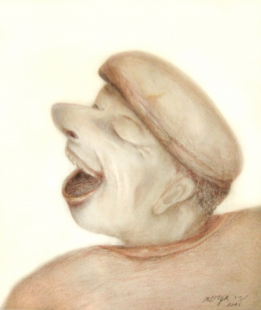 ציורי אקריל פסטל ורישום