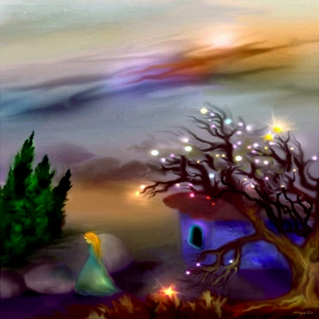 עץ הכוכבים