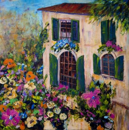 בית הפרחים