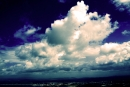 עננים מעל...