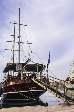 הפלגה יוונית