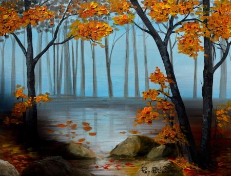 ציורי נוף ודומם