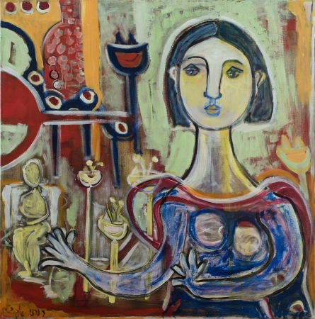 אשה 1