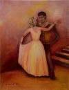 ריקוד בכתום