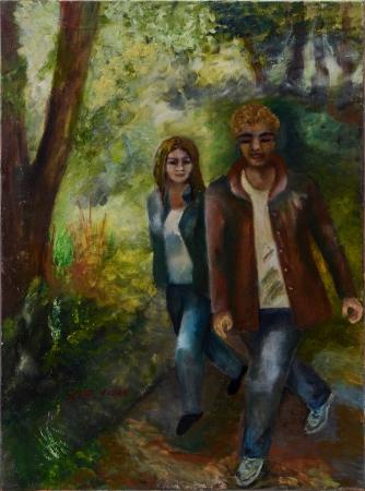 זוג ביער