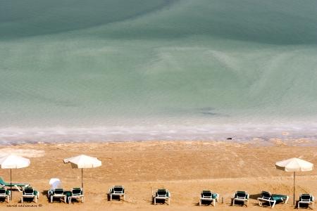 שלווה בים המלח