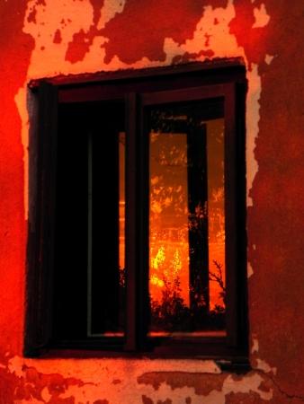חלון אדום