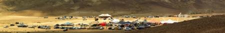 התכנסות במדבר