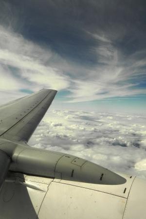 לחתוך את השמיים