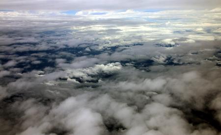 עננים בצבעים