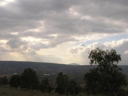 עמק יבניאל והר תבור