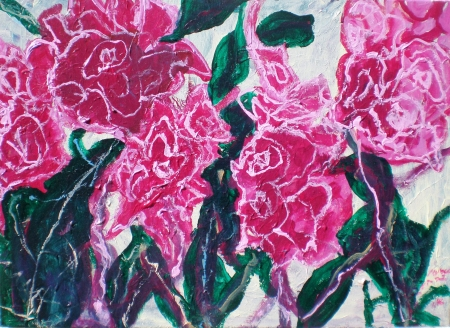 ארבעה ורדים