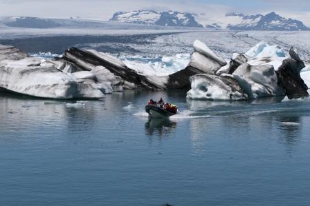 שטים בין קרחונים