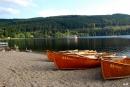 סירות באגם