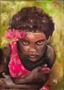 ילדה אתיופית
