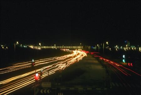 צילום מהגשר