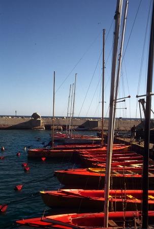 במעגן הסירות