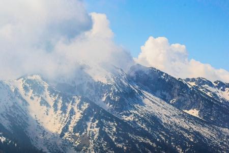 Monte Baldo mountain