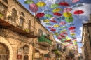 ירושלים של מטריות
