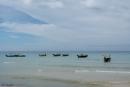 סירות דייגים במפרץ