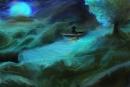 דיג ירח כחול
