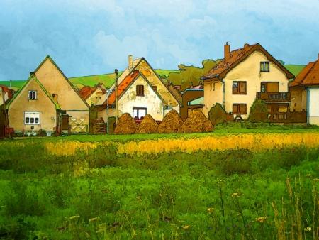 זיכרונות הכפר
