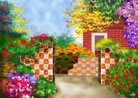 בית מהאגדות