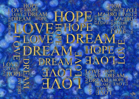 LOVE HOPE DREAM