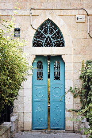 דלת ערבית