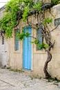 דלת טורקיז בימין משה