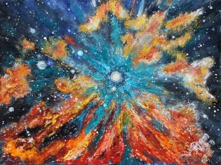 נבולה - כוכבי  אש