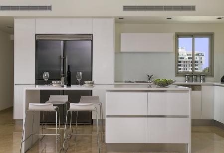 עיצוב של דירה באזורי חן, ת«א   עיצוב פנים