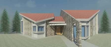 עיצוב של בית באניעם | עיצוב פנים