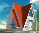 עיצוב של בית שכולו גג | עיצוב פנים