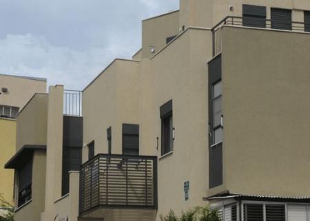 עיצוב של דירת גג בגבעתיים | עיצוב פנים