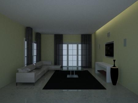 סלון,חדר מגורים