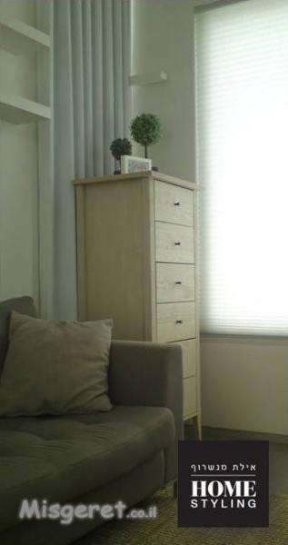 סטיילינג לדירה בתל אביב