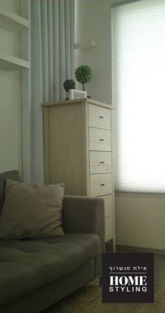עיצוב של סטיילינג לדירה בתל אביב | עיצוב פנים