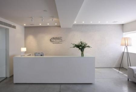 עיצוב של משרדי NMC | עיצוב פנים