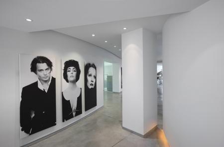 עיצוב של משרדי NMC   עיצוב פנים