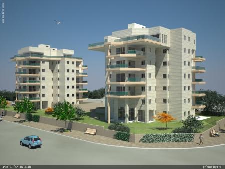 בניני דירות