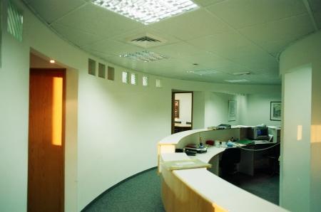 עיצוב של משרד עו«ד | עיצוב פנים