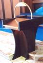 עיצוב של בית כנסת בית אהרון אפרת | עיצוב פנים