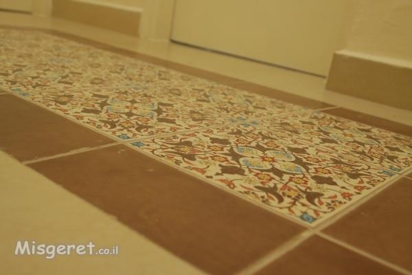 שטיח  ריצפה