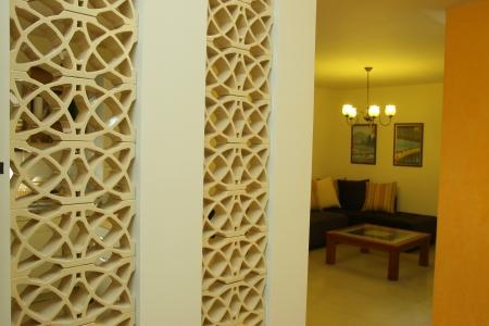 עיצוב של מבט לסלון | עיצוב פנים