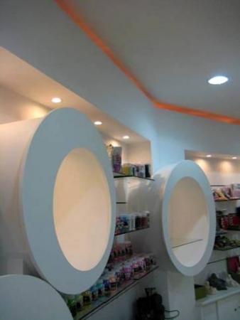 עיצוב של חנות אקססוריז | עיצוב פנים