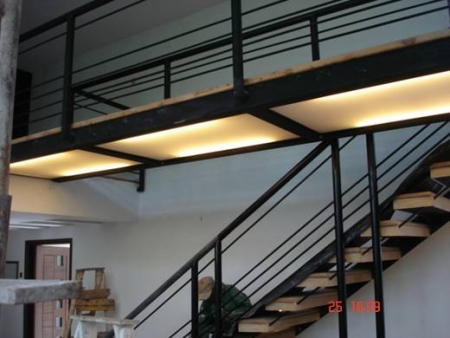 עיצוב של בית פרטי - מדרגות | עיצוב פנים