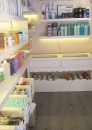 עיצוב של עיצוב חנות קטנה למוצרי שי | עיצוב פנים